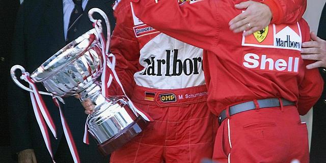 Prijzen en memorabilia Schumacher vanaf volgend jaar tentoongesteld