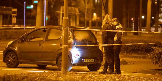 Drie gewonden bij schietpartij en achtervolging in Veldhoven