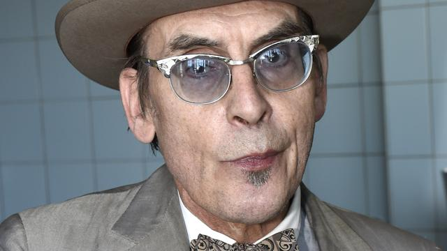 Dichter Jules Deelder (75) overleden