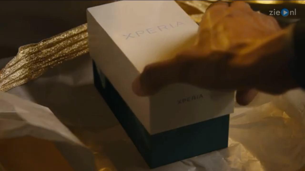Sony presenteert nieuwe smartphone