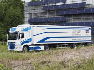 Elektrische vrachtauto liep jaar vertraging op