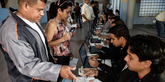 Venezolanen kiezen nieuw parlement