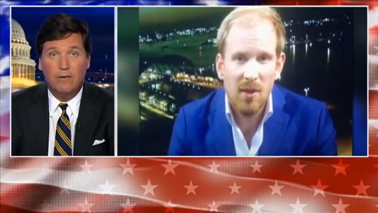 Carlson: 'Geen spijt van uitschelden Nederlandse journalist'