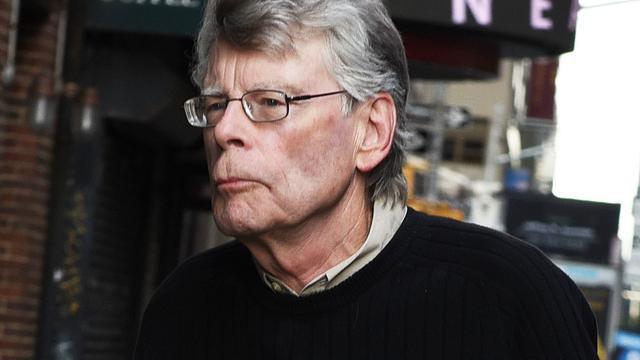 Stephen King komt in maart met nieuw boek