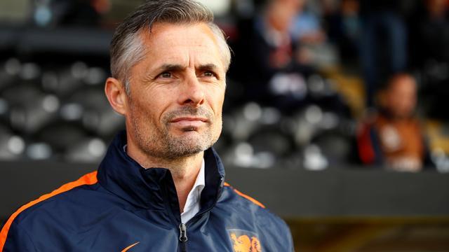 Assistent-bondscoach Van Wonderen per direct weg bij Oranje