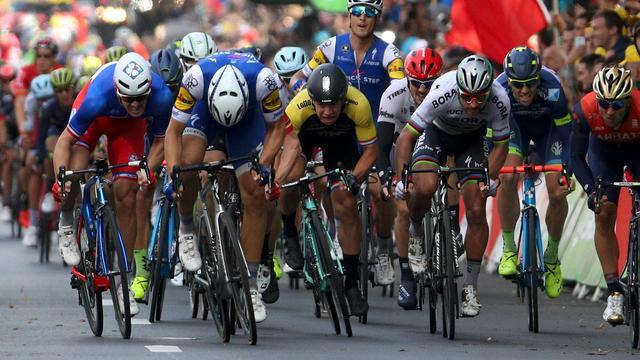 Groenewegen had op meer gehoopt dan vijfde plaats in Luik