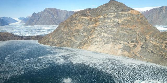 Vervuiling diepe wateren bij Groenland neemt snel toe