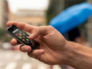 Aanvulling op primaire smartphone