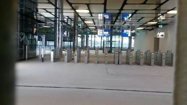 Deel Centraal Station enige tijd afgezet om verdacht pakketje