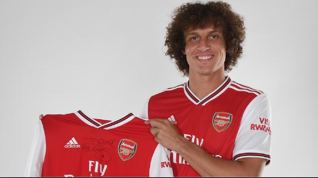 David Luiz maakt pikante overstap van Chelsea naar Arsenal