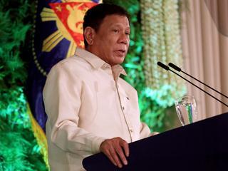 Duterte zegt spijt te hebben dat opmerking zoveel opschudding veroorzaakte