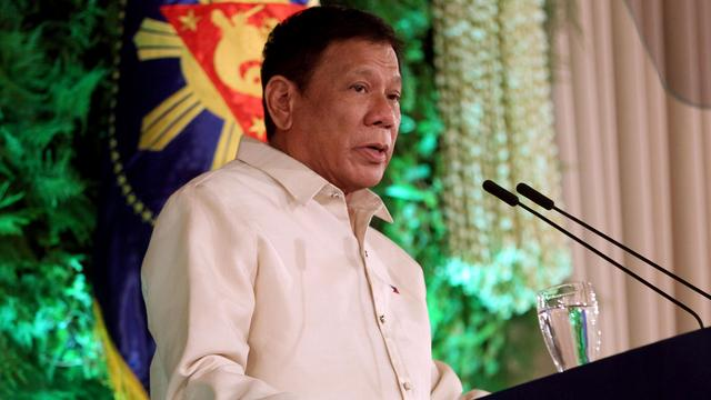 Filipijnse president Duterte zoekt steun bij Rusland