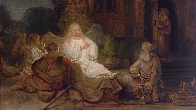 Rembrandt-werk voor het eerst sinds 1848 geveild, weer even op maaklocatie