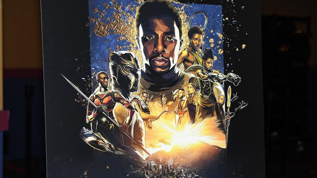 Black Panther best bezochte Marvel-film in Nederland tot dusver
