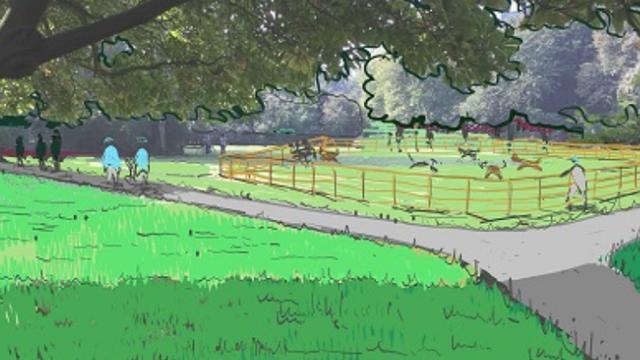 Florence Nightingalepark krijgt opknapbeurt en moet 'groene oase' worden