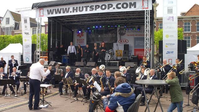 Leids muziekfestival Hutspop stopt