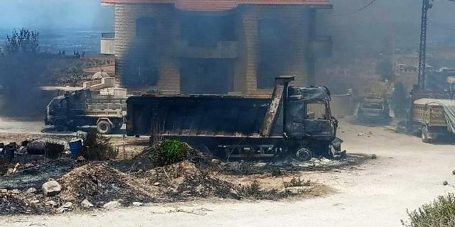 Dodental door ontplofte brandstoftruck in Libanon stijgt naar 28