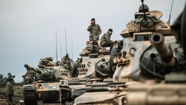 VS wil Turkije helpen met 'legitieme zorgen' over veiligheid Noord-Syrië