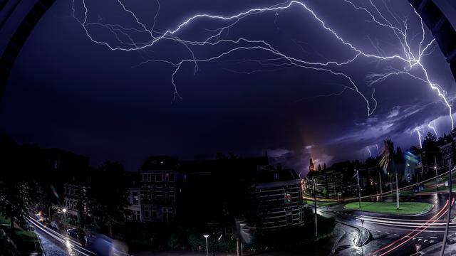 Miljoenenschade door extreme regenval