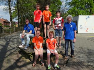 Sint Bavoschool bereidt leerlingen voor op stratenloop