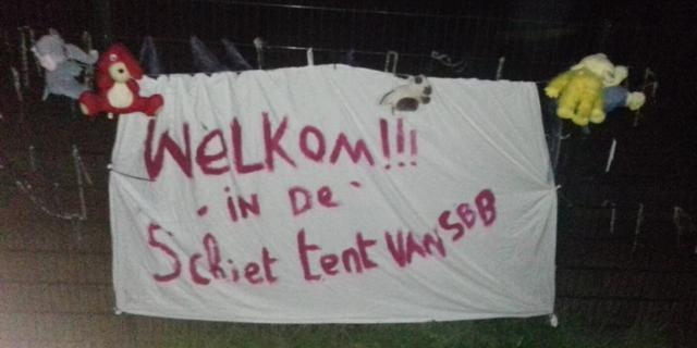 Provinciehuis Lelystad vrijgegeven na afzetting vanwege verdacht pakketje
