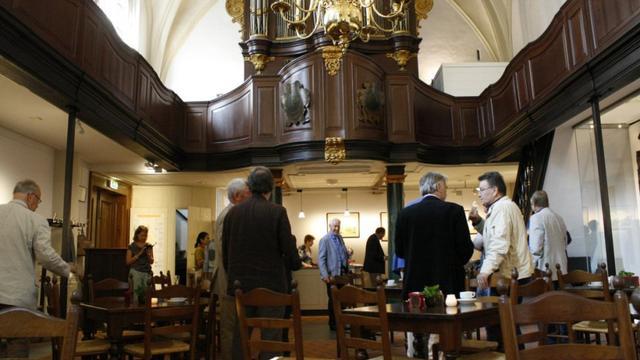 Waalse Kerk in oude glorie na restauratie