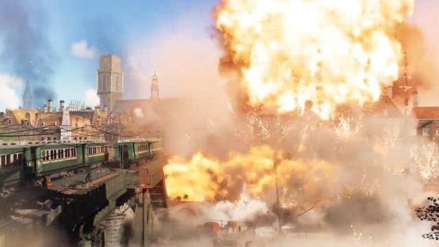 Trailer Battlefield 5 laat Tweede Wereldoorlog in Rotterdam zien