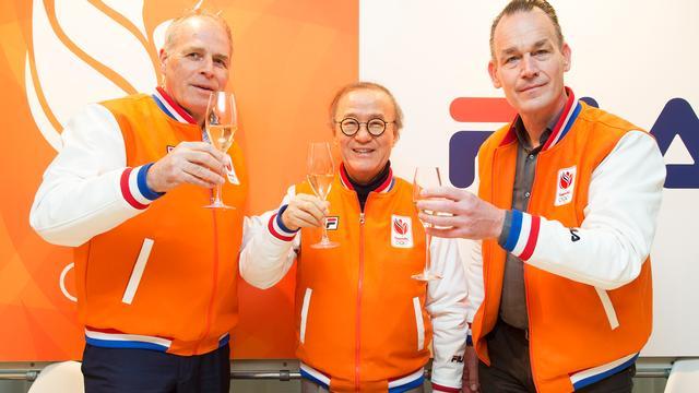 Fila kleedt Nederlandse olympiërs tot en met Peking 2022
