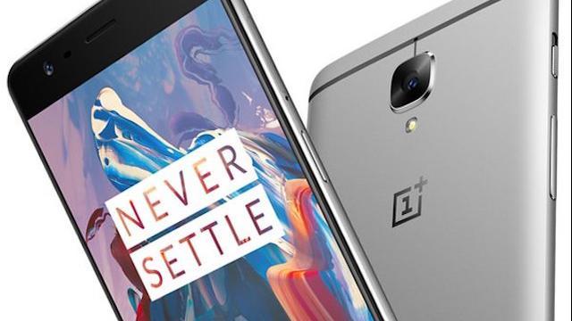 'OnePlus 3 krijgt volledig metalen achterkant'