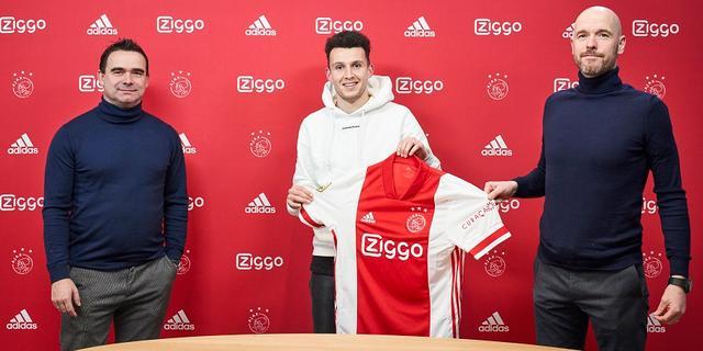 Ajax huurt aanvaller Idrissi zonder optie tot koop van Sevilla