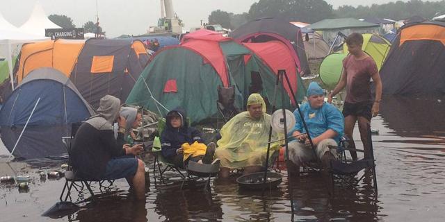 Optredens The Prodigy en Offspring in Duitsland afgelast om noodweer