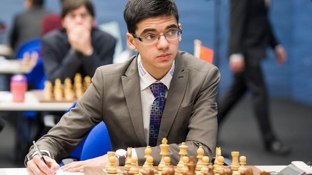 Vijfde remise op rij voor schaker Giri in Moskou