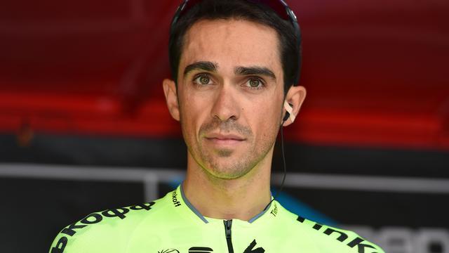 Contador start wegens 'gezondheidsredenen' niet in Spaans kampioenschap