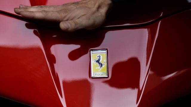 'Ferrari wil meeliften op groeiende vraag naar SUV's'
