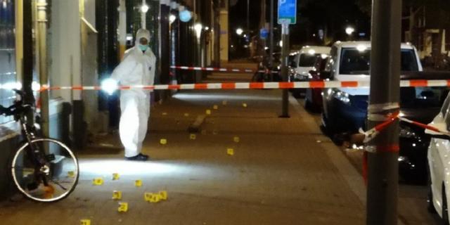 Tientallen kogels afgevuurd bij dodelijk schietincident in Rotterdam
