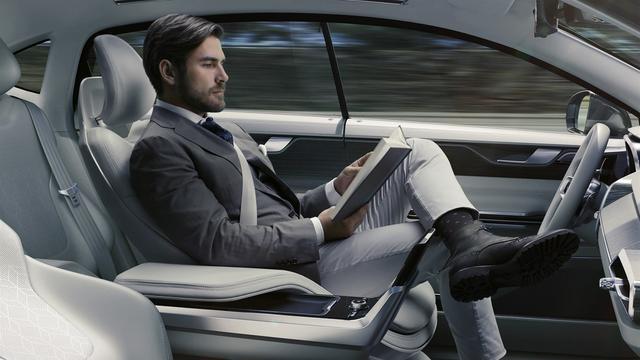 Volvo en Google-zusterbedrijf Waymo gaan samen zelfrijdende auto bouwen