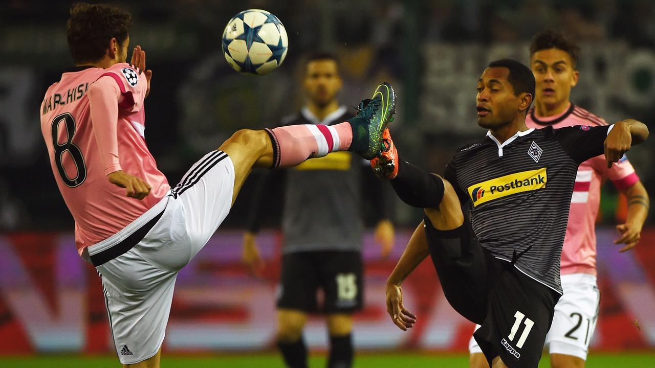 Borussia Mönchengladbach-Juventus (1-1)