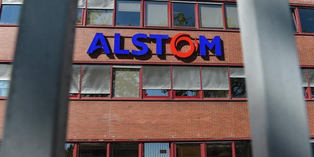 Treinenbouwer Alstom profiteert van buitenlandse orders