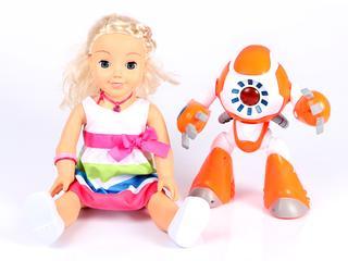 Speelgoedpoppen verbonden met internet zouden persoonlijke informatie kunnen doorlekken