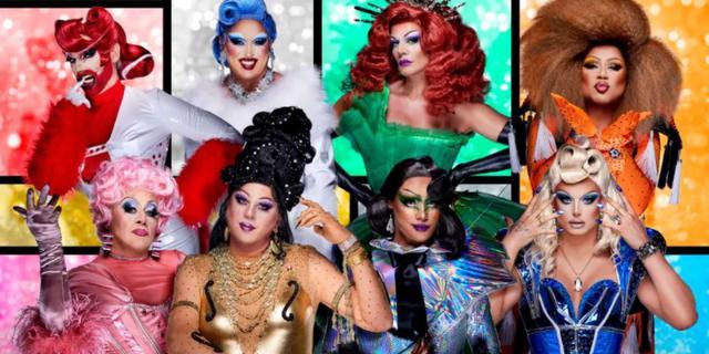 Eenmalige dragqueenshow Make Up Your Mind trekt 1,2 miljoen kijkers