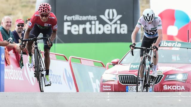 Quintana vindt Vuelta-zege extra waardevol door strijd met Froome