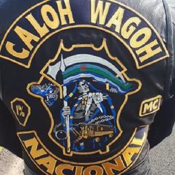 Komt ook Caloh Wagoh in het rijtje met verboden motorbendes?