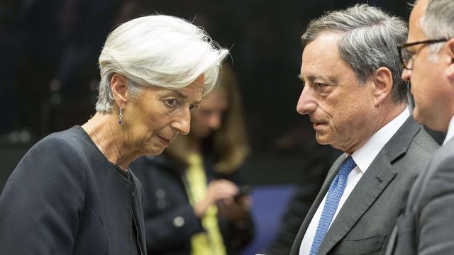 Eurotop na niet bereiken overeenkomst met Griekenland