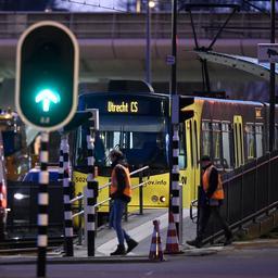 Identiteit slachtoffers nog onbevestigd, dinsdag weer tramverkeer
