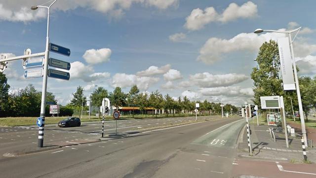 Twee auto's op elkaar gebotst bij kruising Ettensebaan