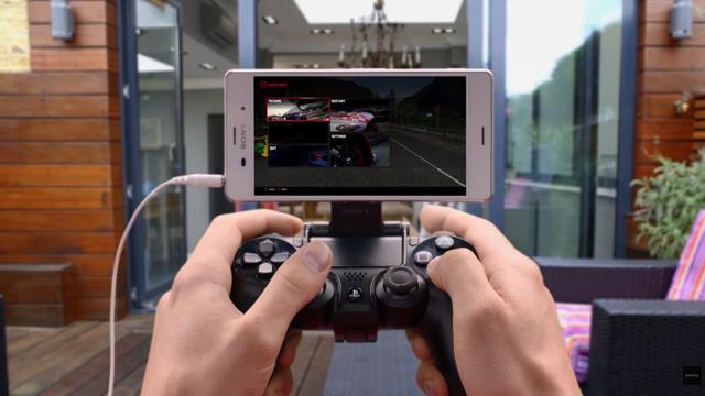 Sony Maakt Spelen Playstation 4 Games Op Android Smartphones