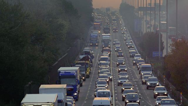 Verkeershinder verwacht in België door nationale betoging