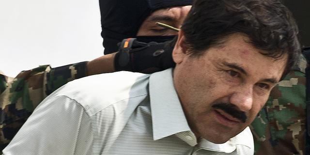 Mexicaanse drugsbaas 'El Chapo' opnieuw ontsnapt uit gevangenis