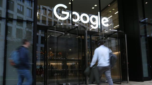 Google kantoor Amsterdam