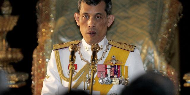 Maha Vajiralongkorn is nieuwe koning van Thailand